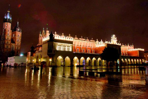 WI Travel - Kraków i SPA