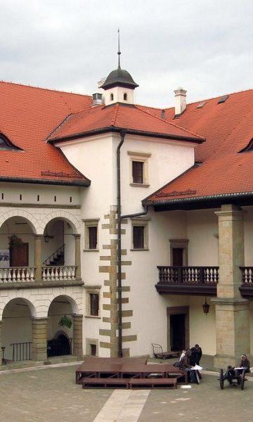 Zamek Niepołomice
