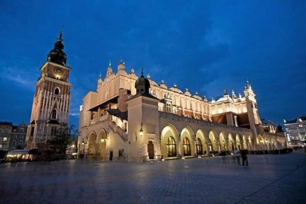 Stare Miasto wKrakowie