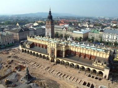 Podziemia Rynku w Krakowie