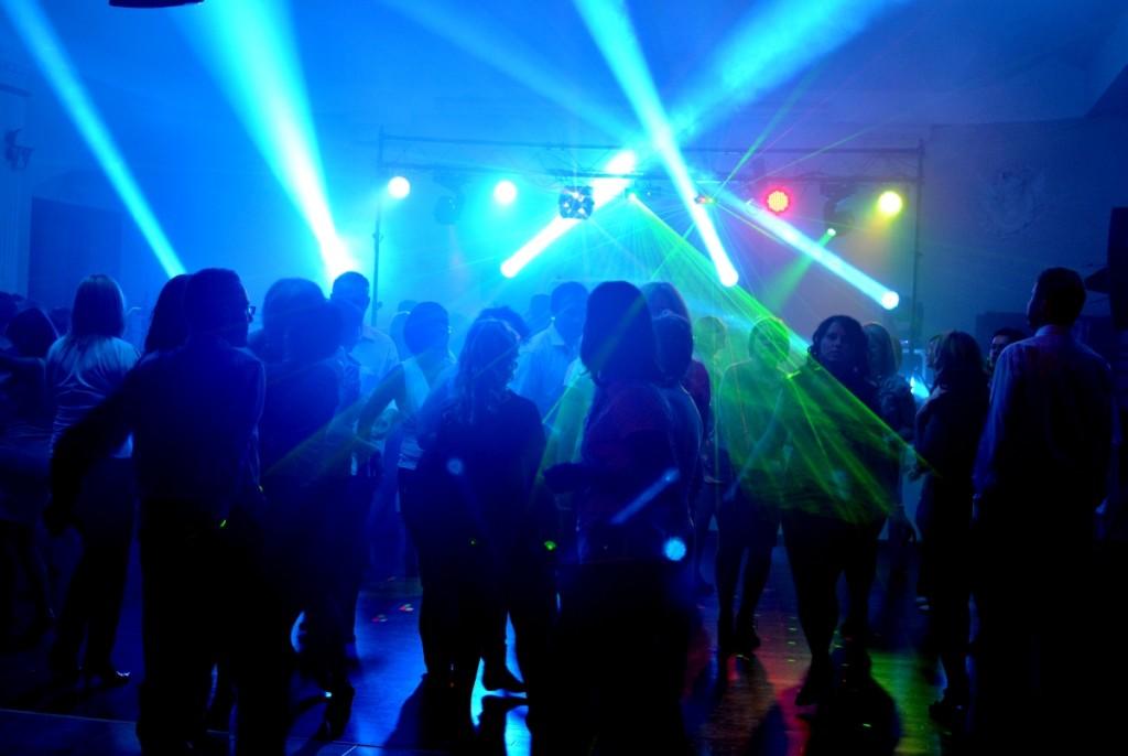 Impreza z DJ