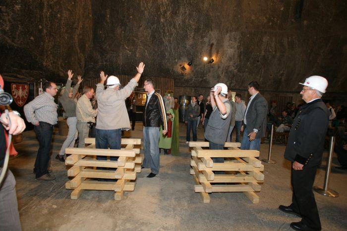 Podziemna eskapada Wieliczka