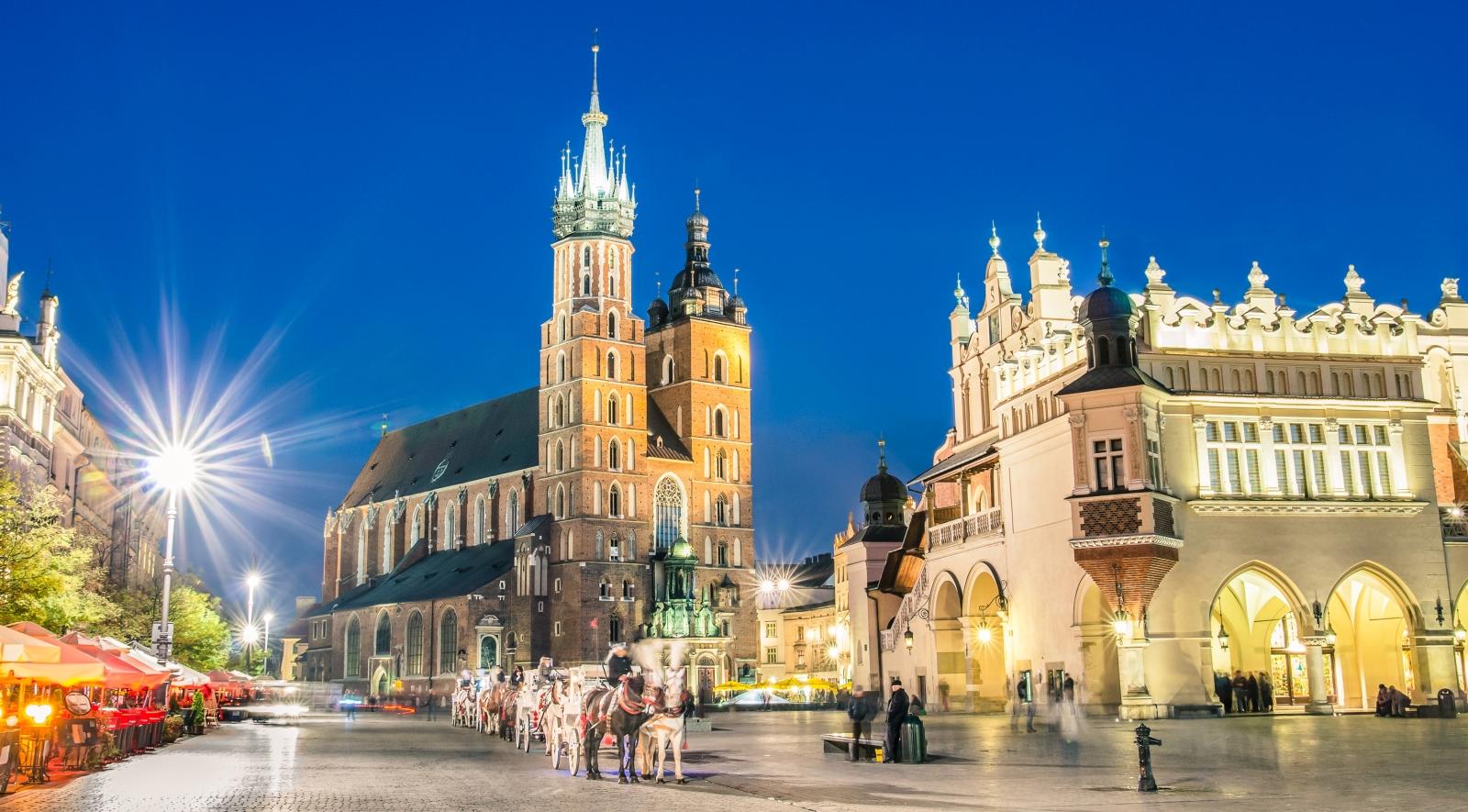 Rynek Główny - Kraków