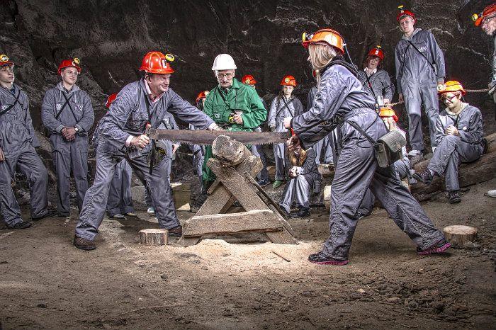 Trasa górnicza Wieliczka