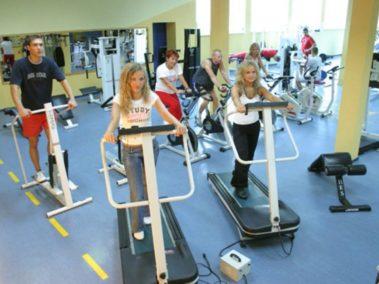 Wellness & SPA - siłownia
