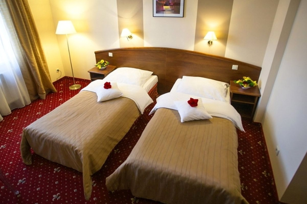Hotel naSkraju Puszczy