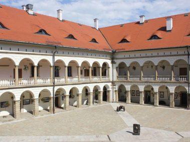Zamek wNiepołomicach